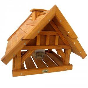 Vogelhaus Lettland Mit Silo Und Stander Graf Bauzentrum